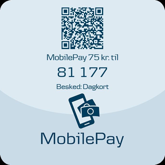 Mobilepay - Så bliver det ikke nemmere!